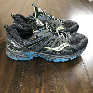Saucony Excursion TR8 Trail Gortex Shoe